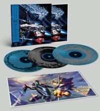 THUNDER FORCE IV LP DATA DISCS. LIMITED EDITION. SOLD OUT
