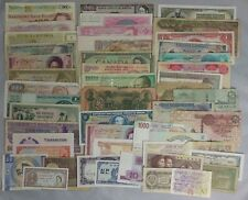Fantastic Mixed Lot of 50 World Banknotes 3691-2