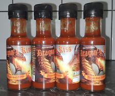 "Heatseekers ""Dragon's Kiss"" *SUPER HOT* chilli sauce, made in Western Australia"