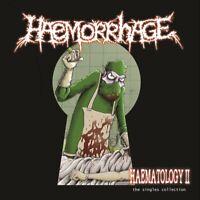 HAEMORRHAGE - HAEMATOLOGY 2  2 VINYL LP NEU