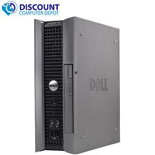 Dell Optiplex USFF Computer PC Core 2 Duo 2.66GHz 4GB 80GB Windows 10 Home WiFi