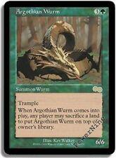 1 Argothian Wurm - Green Urza's Saga Mtg Magic Rare 1x x1