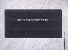 Silicone Fondant Lace Mould Embosser Mat Cake Mold Sugarcraft Decorating Baking