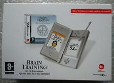 CONSOLE NINTENDO DS LITE GRIGIA BRAIN TRAINING PACK COME NUOVA