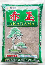 Japanese Super Hard Akadama for Bonsai / Succulent Soil - Medium 13 L / 18 Lbs