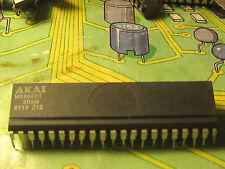 MB88401-206M  HIGH-SPEED CMOS SINGLE CHIP 4-BIT MICROCOMPUTER AKAI Fujitsu 1pcs