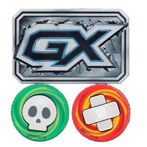 Pokemon GX Burn Poison Official Markers Acrilyc