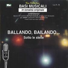"BASI MUSICALI ""BAILANDO BAILANDO...SOTTO LE STELLE VOL. 30"" (4 CD)"