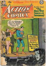Action Comics Comic Book #174 Superman, Dc Comics 1952 Fair+