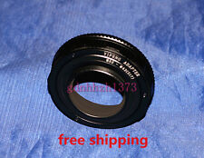 High-quality M52 to M42 Lens Adjustable Focusing Helicoid adapter 17~31mm