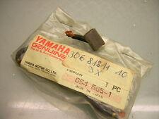 XS 650 YAMAHA 306-81811-10 E-Starter Avviatore Carbone Spazzola STARTING MOTOR BRUSH