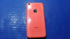 """Apple iPhone 5c A1532 4"""" AT&T/Verizon Pink Back Cover Housing w/Battery ER*"""