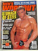 Men's Workout Fitness Magazine June 2000 Mark Coffey (Rare)