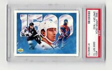 WAYNE GRETZKY - Psa 10 - 1992 Upper Deck Gretzky 1500 - PSA Gem Mint Ten
