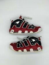 Nike Air More Uptempo '96 US Men's Size 13 Chicago Bulls Varsity Red 921948-600