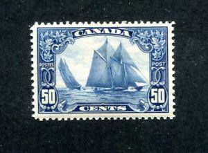 Canada 158 Glazed OG NH VF. Cat 225.00