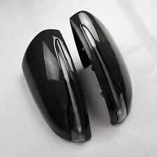 for Mercedes Benz AMG S63 S65 14-18 car mirror cover carbon fiber Replacement