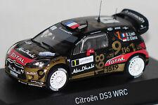 Citroen DS3 WRC 2013 #1 Loeb/Elena  1:43  Norev  neu & OVP 155361