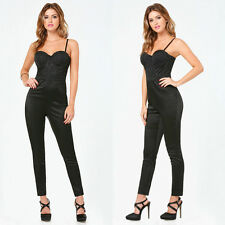 BEBE BLACK TIANA BROCADE JACQUARD BUSTIER ROMPER JUMPSUIT NEW NWT MEDIUM M 8
