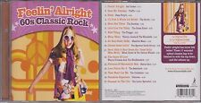 FEELIN ALRIIGHT 60s Classic Rock 2010 CD Traffic Grass Roots Troggs Manfred Mann