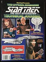STAR TREK The Next Generation TECHNICAL JOURNAL Official Magazine 1992