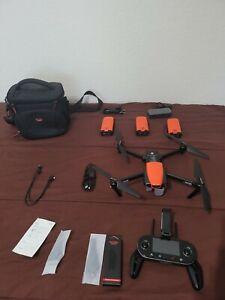 Autel Robotics - EVO 4K Drone with Controller - Orange