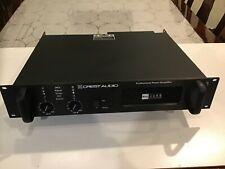 Crest Audio pro 5200 power amplifier