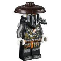 LEGO Heavy Metal Minifigure njo462 From NINJAGO Hunted Set 70653 70654 70655