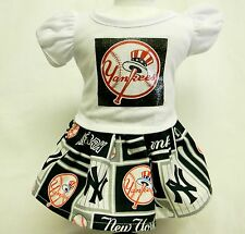 New York Yankees Outfit For 18 Inch Doll