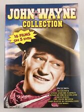 John Wayne Collection 16 Films on 5 DVDs Brand New Makes a Great Gift