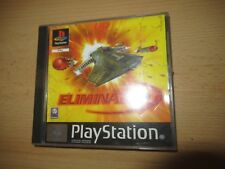 PlayStation 1 Game - Eliminator (PS1) (UK PAL)