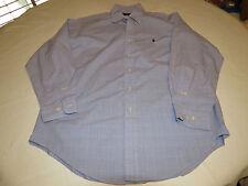 Mens Ralph Lauren Yarmouth 15 1/2 32/33 long sleeve button up Shirt EUC @