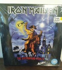 NEW IRON MAIDEN The British are Coming Again 3 (colored) LPs *Numbered #158