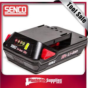 Senco  Battery 18V Li-Ion 1.5Ah Genuine  Suits Senco Fusion Series VB0160  VBO16