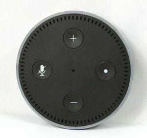 Amazon Echo Dot 2nd Generation RS03QR Smart Assistant Black Working