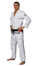 Fuji Sports Mens Superaito Jiu Jitsu Gi - White