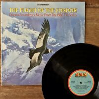 The Flight Of The Condor Soundtrack (BBC Records REB 440) 1982 1st UK Vinyl