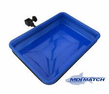 """MDI Match Fishing Seat Box Accessory Side Tray/Bowl Size 16x12"""" (40x30cm)"""