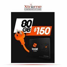 Boost Mobile $150 Prepaid Multi-Fit SIM Starter Kit