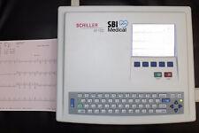 Schiller AT-102 Interpretive EKG Machine 2 Years Warranty