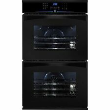 "NEW! KENMORE ELITE 30"" BLACK ELECTRIC DOUBLE CONVECTION OVEN 48189 + free ship"
