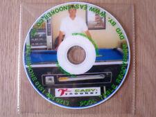 Tavolo da biliardo riprendendo TUTORIAL DVD