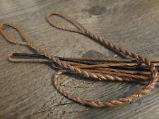Samick sage recurve bow string flemish twist