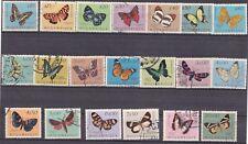 Mocambique417-436 Schmetterlinge,Lepidoptera,Butterfly,Papillon,Schmetterling