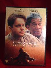 Shawshank Redemption (DVD, Morgan Freeman, Tim Robbins) BRAND NEW, SEALED.