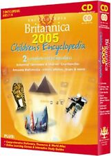 Encyclopaedia Britannica 2005 Children's Edition - PC CD-ROM - New & Sealed