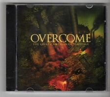 (GZ108) Overcome, The Great Campaign Of Sabotage - 2011 CD