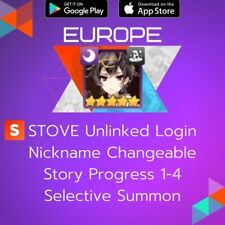 [Europe] Specter Tenebria | Epic Seven Epic 7 Name Change ML Starter Account