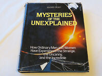 Reader's Digest Mysteries of the Unexplained 1982 hard cover Ordinary Men *^