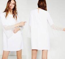 Zara Polyester 3/4 Sleeve Plus Size Dresses for Women